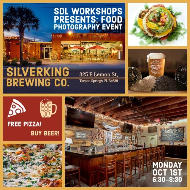 SDL Food Photo Event