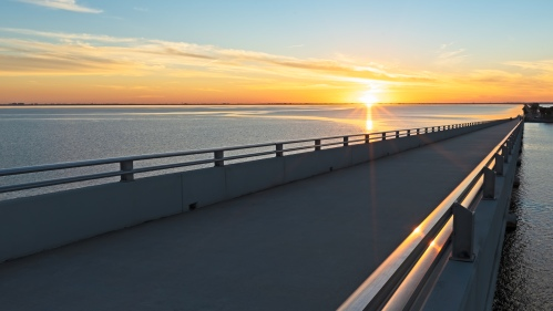 A - Sunset Causeway Bridge