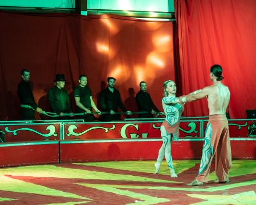 A-Acrobats' Dance