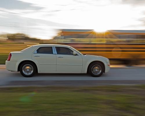 A - Speeding School Bus